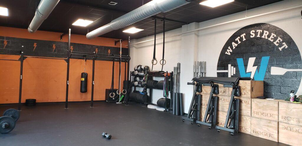 Gym space Jenn morelock story