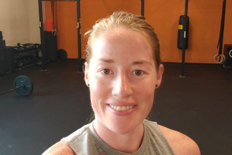 Jenn Morelock trainer story