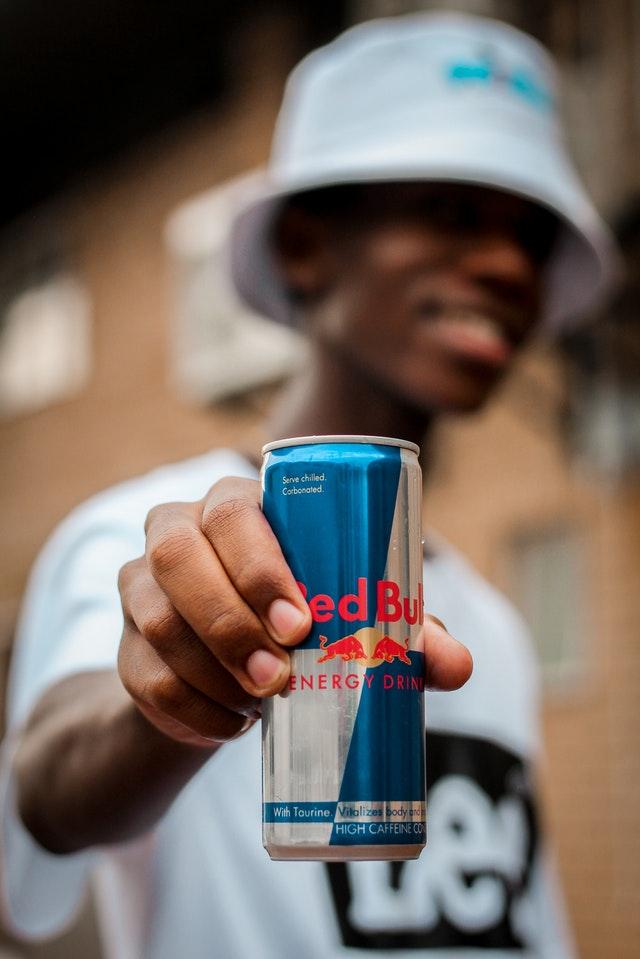Overpriced energy drinks