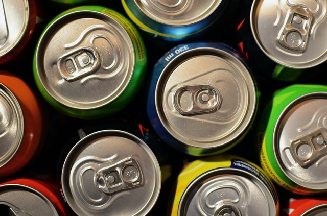 Over priced energy drinks